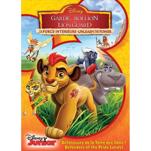 The Lion Guard: Unleash the Power (bilingue)