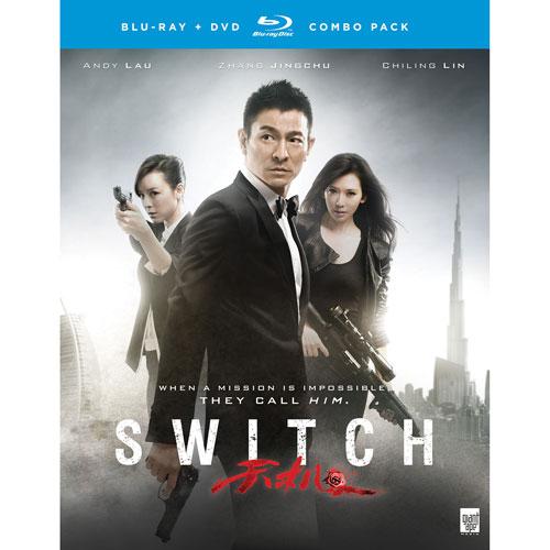 Switch (Combo Blu-ray) (2013)