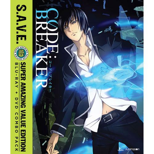 Code Breaker: Complete Series (Combo Blu-ray) (2016)