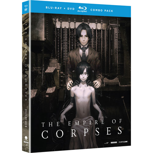 Project Itoh: Empire of Corpses (Combo Blu-ray)