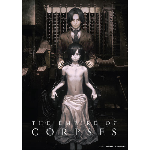Project Itoh Empire of Corpses