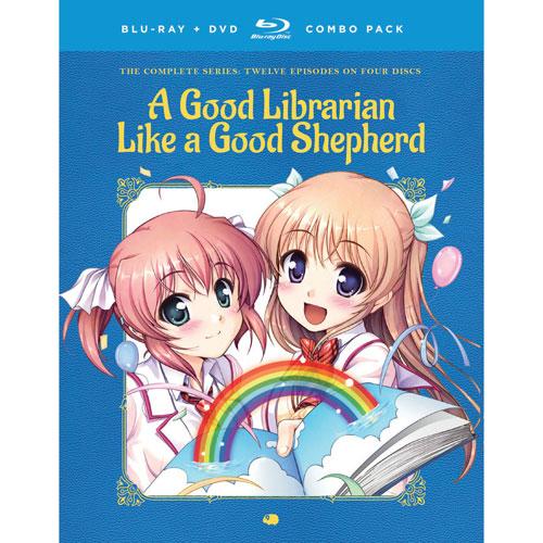 Good Librarian Like a Good Shepherd (Blu-ray Combo) (2016)