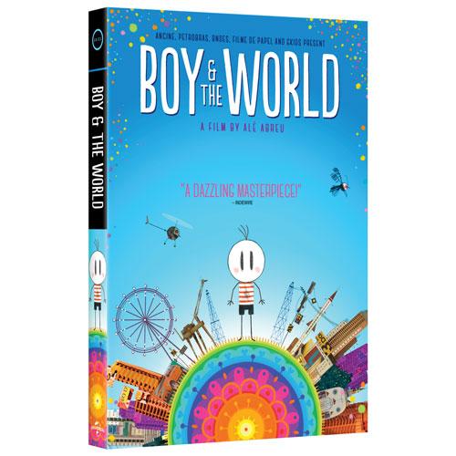 Boy & the World (2013)