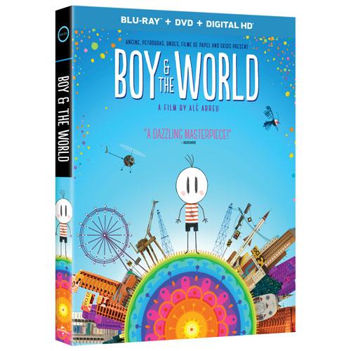 Boy & the World (Combo Blu-ray) (2013)