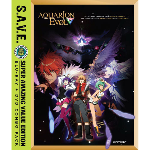 Aquarion EVOL: saison 2 (Combo Blu-ray)