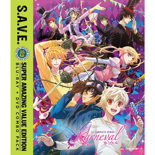 Karneval: Complete Series (Combo Blu-ray)