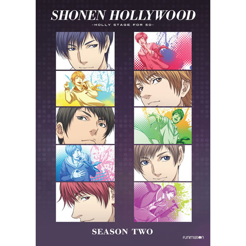 Shonen Hollywood: Holly Stage for 50: saison 2
