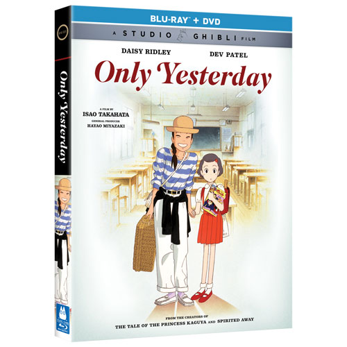Only Yesterday (Blu-ray Combo) (1991)