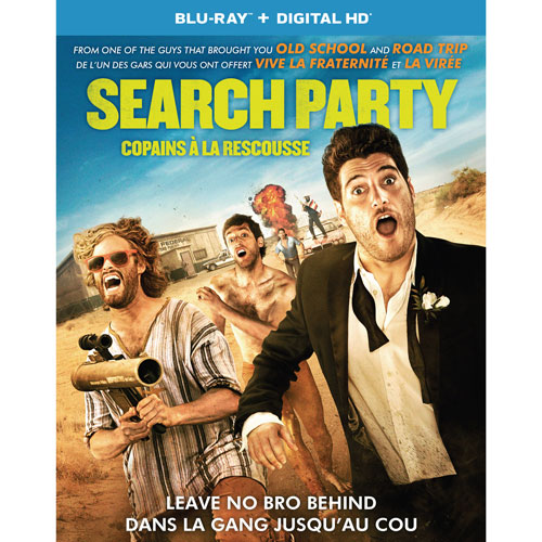 Search Party (Blu-ray) (2014)