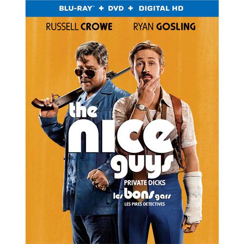 The Nice Guys (Bilingual) (Blu-ray Combo) (2016)