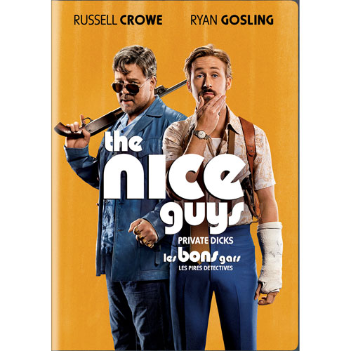 The Nice Guys (Bilingual) (2016)
