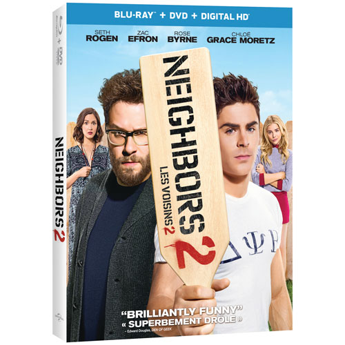 Neighbors 2 (Blu-ray) (2016)