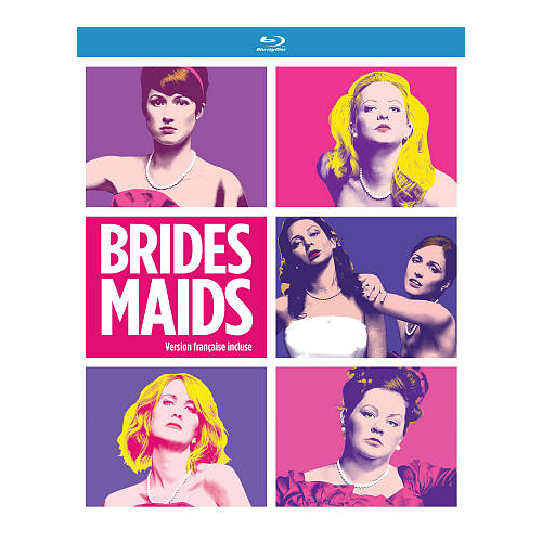 Bridesmaids (Pop Art) (Blu-ray) (2011)