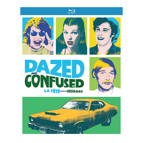 Dazed and Confused (Pop Art) (Blu-ray)