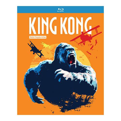 King Kong (Pop Art) (Blu-ray) (2005)