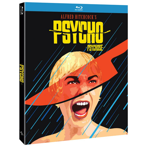 Psycho (Pop Art) (Blu-ray) (1960)