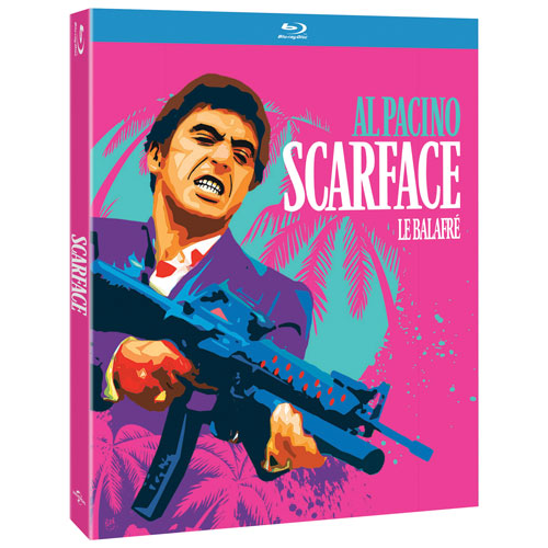 Scarface (Pop Art) (Blu-ray) (1983)