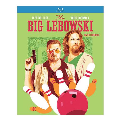 The Big Lebowski (Pop Art) (Blu-ray) (1998)