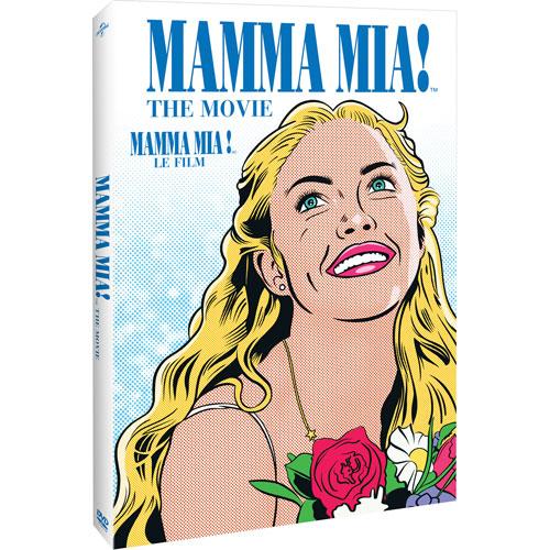 Mamma Mia The Movie (Pop Art)