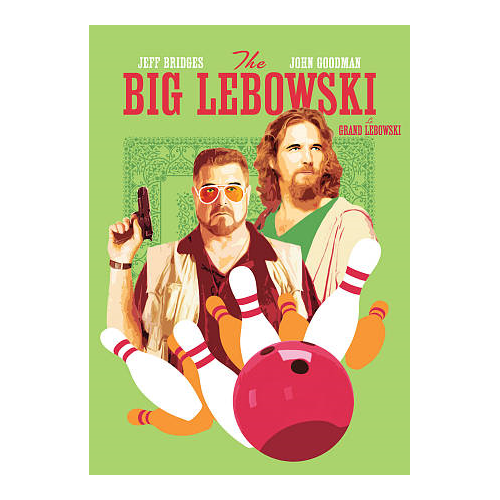 The Big Lebowski (Pop Art) (1998)