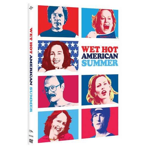 Wet Hot American Summer (Pop Art)
