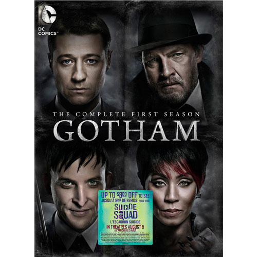 Gotham: Season 1 (With Movie Cash)