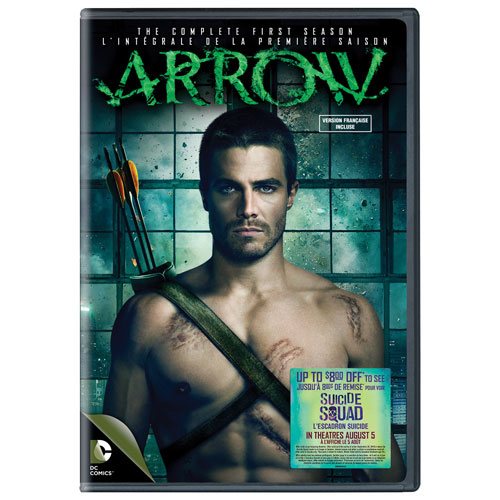 Arrow: The Complete First Season (Bilingual) (With Movie Cash)
