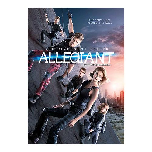 Divergent Series: Allegiant (2016)