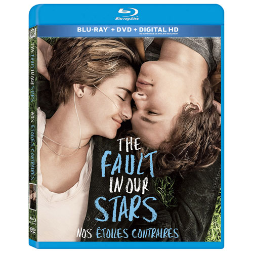The Fault in Our Stars (Blu-ray) (2014)