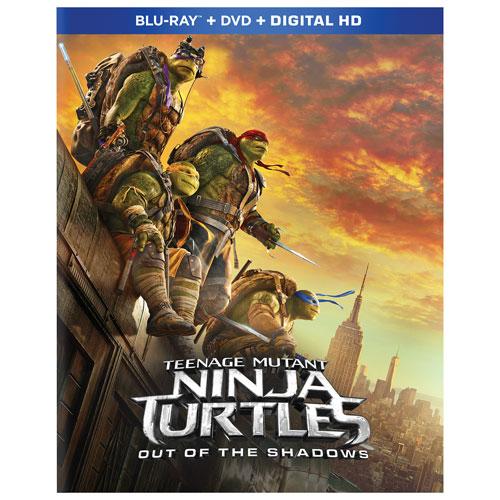 Teenage Mutant Ninja Turtles: Out Of The Shadows (combo Blu-ray) (2016)