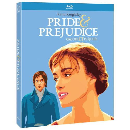 Pride & Prejudice (Pop Art) (Blu-ray) (2005)