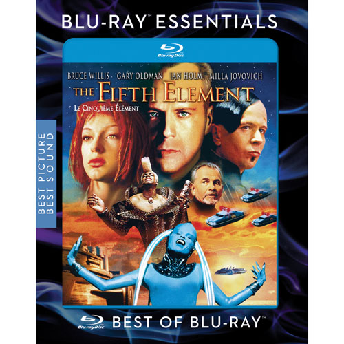 The Fifth Element (Bilingual) (Blu-ray) (2007)