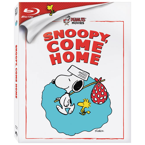 Peanuts: Snoopy Come Home (Blu-ray)