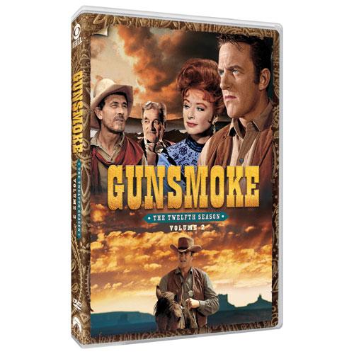Gunsmoke: douxième saison volume deux