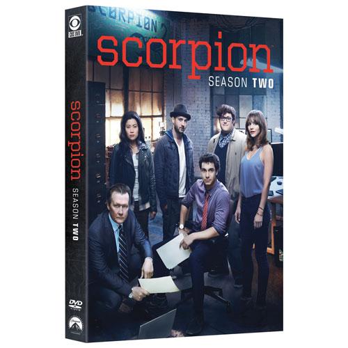 Scorpion: Season Two