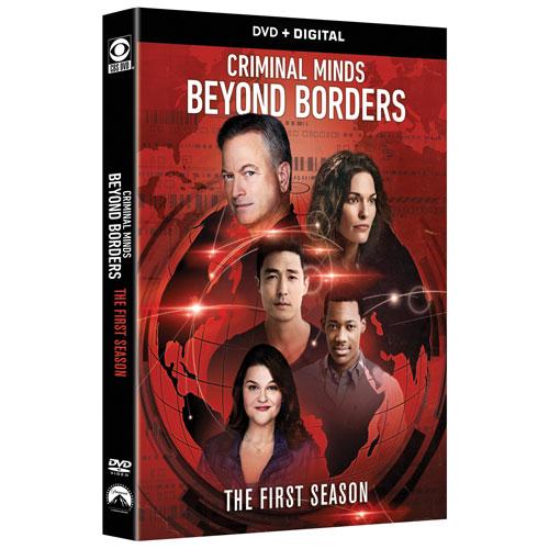Criminal Minds Beyond Borders: saison 1