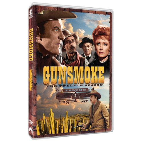 Gunsmoke: Twelfth Season Volume One