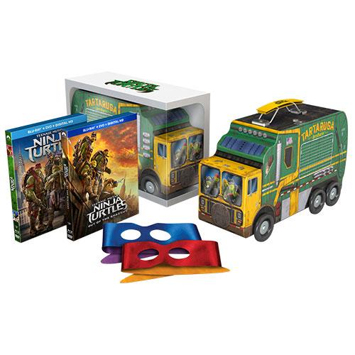 Teenage Mutant Ninja Turtles (Lunchbox Gift Set) (Blu-ray Combo)