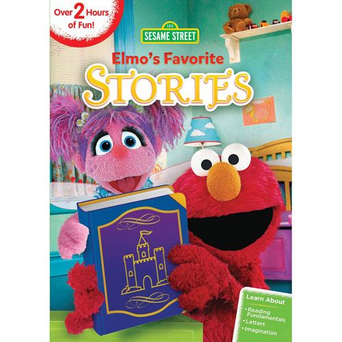 Sesame Street: Elmo's Favorite Stories