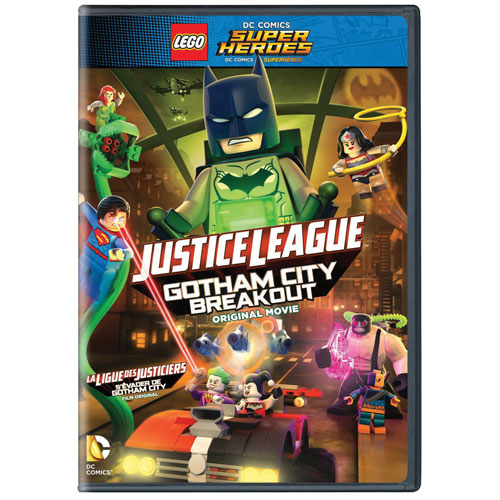 LEGO DC Super Heroes: Justice League: Gotham City Breakout (bilingue)