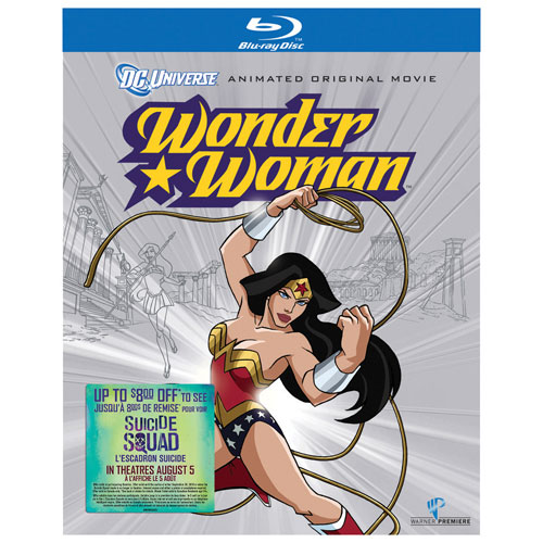 Wonder Woman (Special Edition) (With Movie Cash) (Blu-ray)