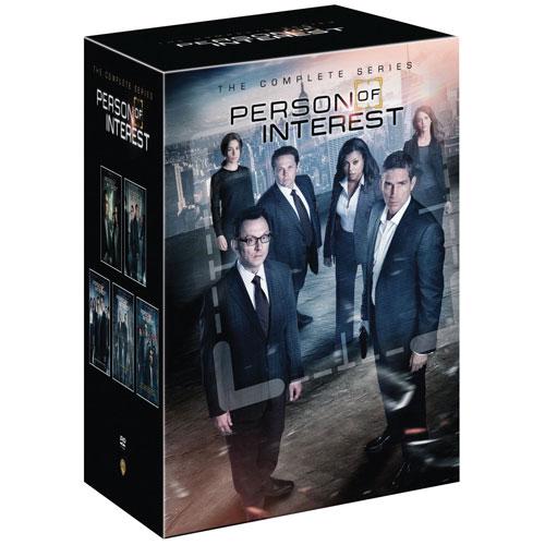 Person of Interest: Seasons 1 - 5