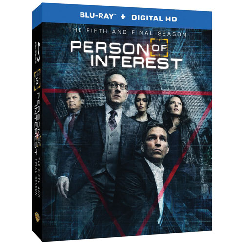 Person of Interest: l'intégrale de cinq saison (Blu-ray)