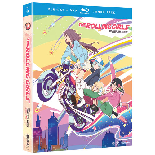 Rolling Girls: The Complete Series (Combo Blu-ray)