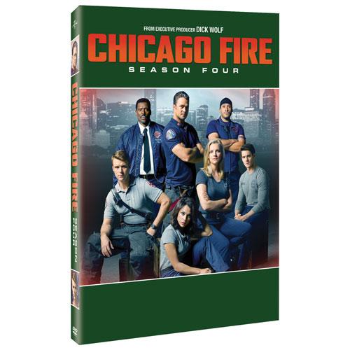 Chicago Fire: saison 4
