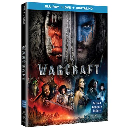 Warcraft (combo Blu-ray) (2016)