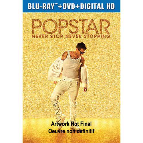 Popstar Never Stop Never Stopping (combo Blu-ray) (2016)