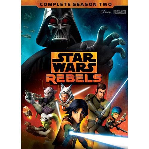 Star Wars Rebels: The Complete Season 2 (English)