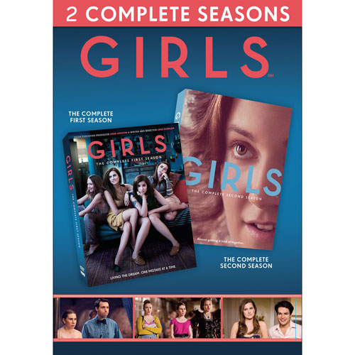 Girls: saison 1 - 2