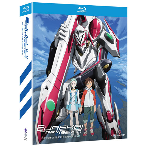 Eureka Seven: The Complete Series (Blu-ray)